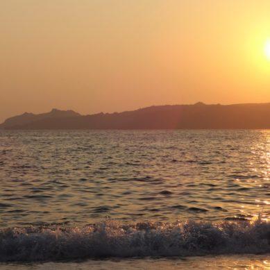 10 jours coincé sans argent sur l'île de Santorin