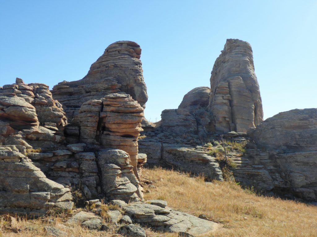 Les rochers sacrés