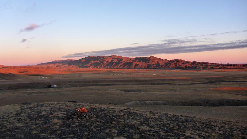 Mon tour d'une semaine dans le désert de Gobi en Mongolie