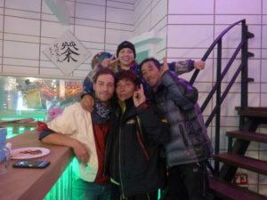 Voyager en Corée du Sud et rencontrer les locaux