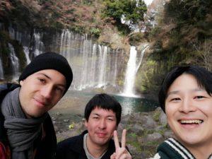 Voyageurs japonais que j'ai hébergé avec Couchsurfing