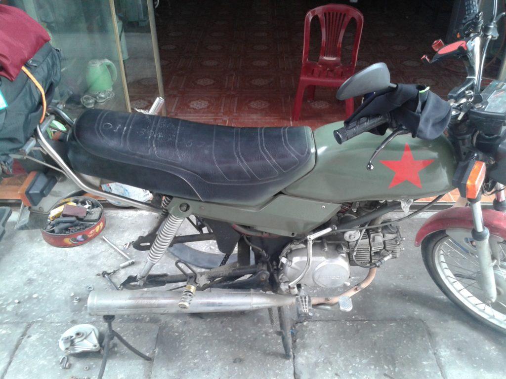 Parcourir le Vietnam en moto